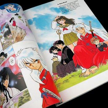 Resultado de imagen para Manga Inuyasha