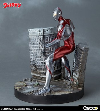 Ultraman Pre Painted Model Kit Tokyo Otaku Mode Shop