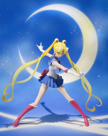 shfiguarts sailor moon crystal sailor moon 1