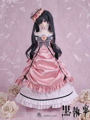 Image result for ciel phantomhive doll
