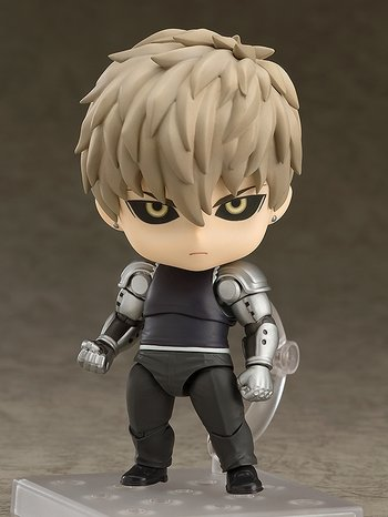 Nendoroid One-Punch Man Genos: Super Movable Edition
