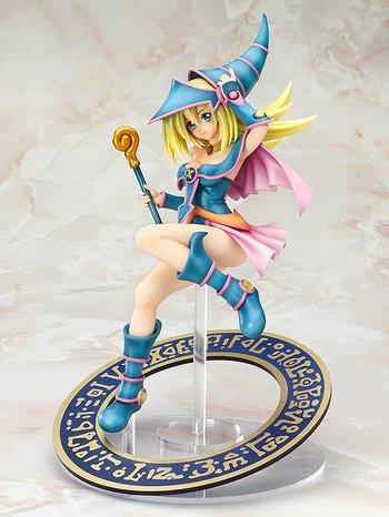 Yu Gi Oh Dark Magician Girl 1 7 Scale Figure
