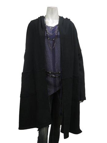 Ozz Croce Loose Long Hooded Cardigan | Tokyo Otaku Mode Shop
