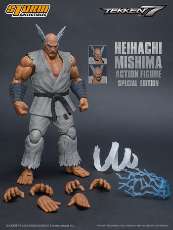 Storm Collectibles Tekken 7 Heihachi Mishima Special Edition