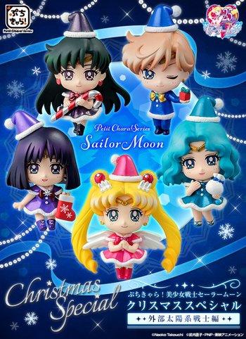 sailor moon christmas special ver