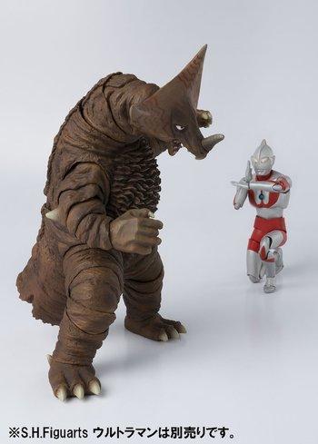 Resultado de imagem para Ultraman Gomorrah - S.H.Figuarts