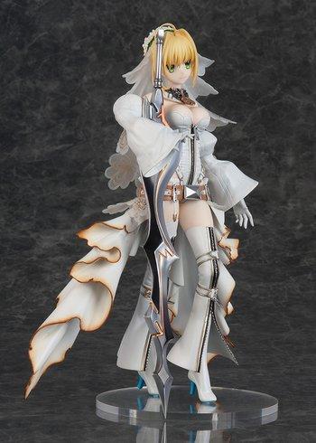 Fate/Grand Order Saber/Nero Claudius Bride Non-Scale Figure