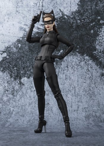 Catwoman And Batman Dark Knight Rises