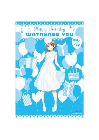 Season 2 Uranohoshi Girls High School Store Birthday Present