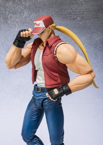 92491e9e2ad D-Arts The King of Figthers Terry Bogard Figure 1
