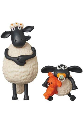 Ultra Detail Figure Aardman Animations 2 Shaun The Sheep Timmy Timmys Mum