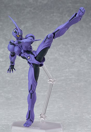 picture of figma Guyver II F: Movie Color Ver. 2