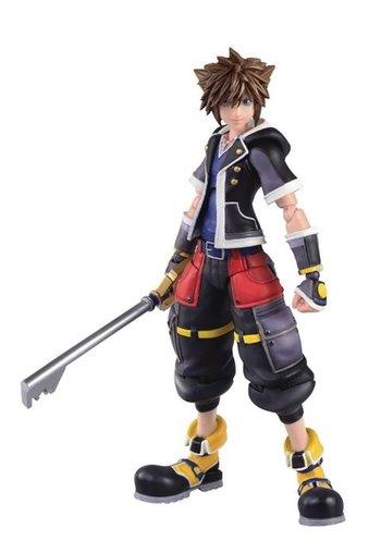 Bring Arts Kingdom Hearts III Sora 2nd Form PX Exclusive