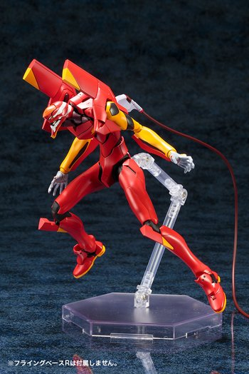 Neon Genesis Evangelion: Evangelion Unit‐02 TV Ver  Plastic Model Kit