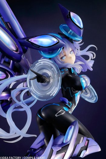 Megadimension Neptunia VII Next Purple 1/7 Scale Figure | Tokyo ...
