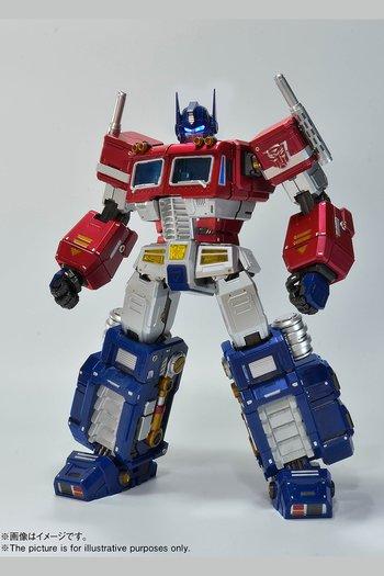 Transformers Optimus Prime Non Scale Figure