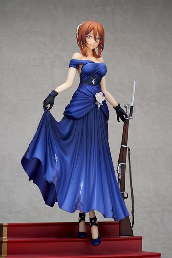 1a5449c73f Girls' Frontline Springfield Queen Under the Lights Ver. 1/8 Scale Figure