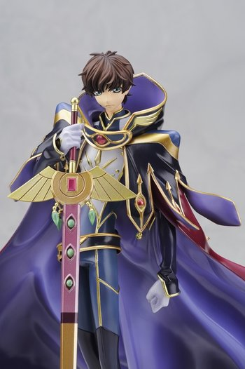 Emperor Lelouch And Suzaku