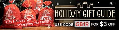 Holiday Gift Guide 2019 Subhero