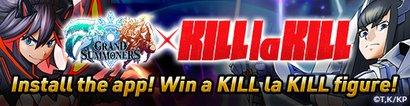Grand Summoners Kill la Kill Giveaway