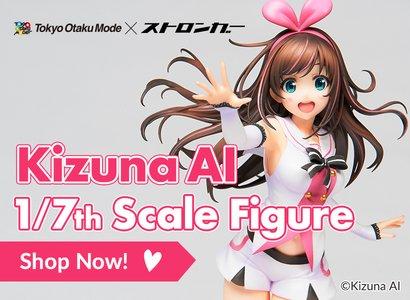 Kizuna Ai figure