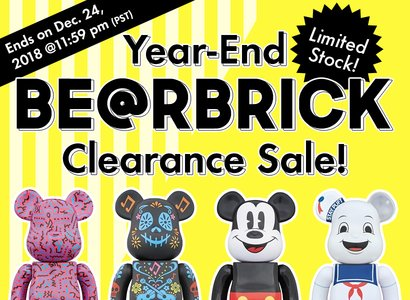 BE@RBRICK Clearance Sale