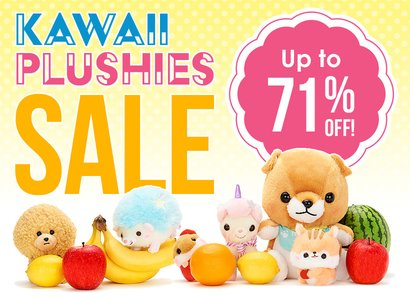 Kawaii Plushies Sale