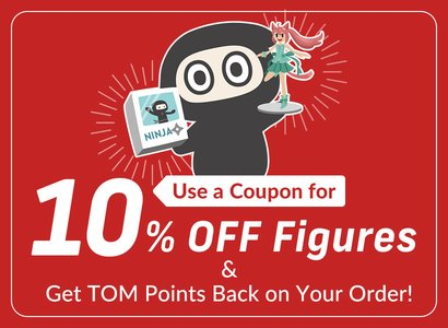 10 % OFF Coupon & Share Campaign