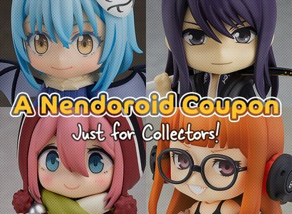 Nendoroid 20% OFF Coupon