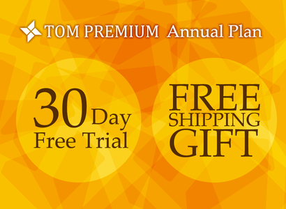 TOM Premium Annual Plan - non members (PC)