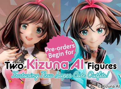 Kizuna Ai New Figures