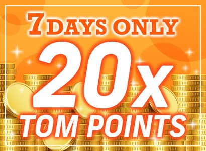 TOM Point 20x May