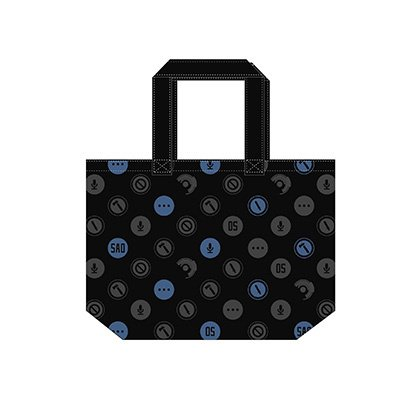 Sword Art Online The Movie Ordinal Scale Dot Tote Bag