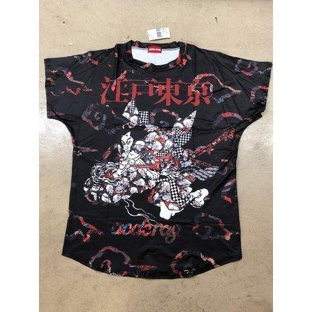bd031a08ccd ACDC RAG Edo Samurai T-Shirt
