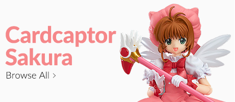 Card Captor Sakura Brose All Items