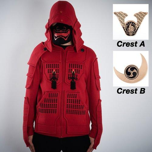 armor jacket hoodie