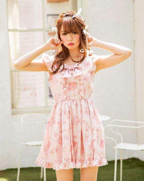 LIZ LISA Parasol Dress 1