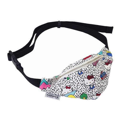 Tokidoki Hello Kitty Umbrella: Hello Kitty X Fabrick X Stereo Tennis Mini Waist Bag
