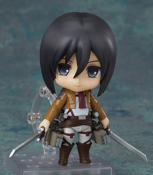 Mikasa Ackerman Nendoroid