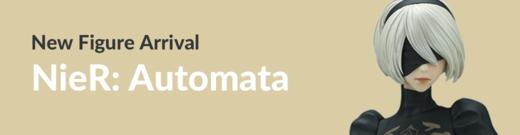 NieR: Automata YoRha No. 2 Type B Sub Hero