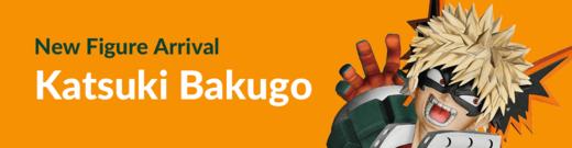 Katsuki Bakugo Figure Sub Hero