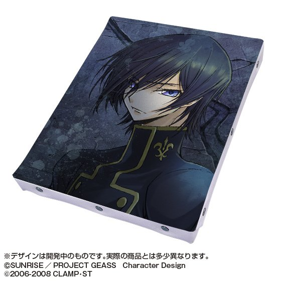 Pre Orders Open For 10th Anniversary Code Geass Canvases