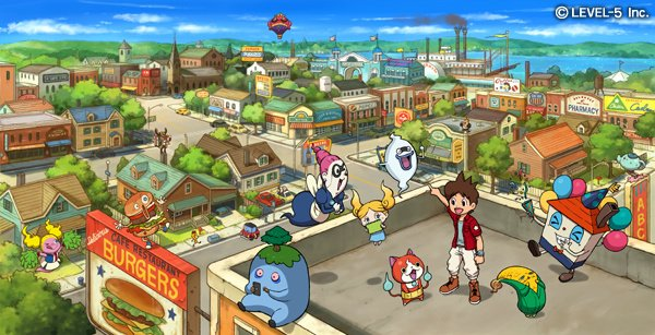 how to get high level yokai in yokai watch 2