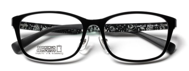 7157bbe79 All of the lovely frames above come with their own case and cleaning cloth  as well! ◇ Product Details Name: Doraemon x Hello Kitty Glasses Set