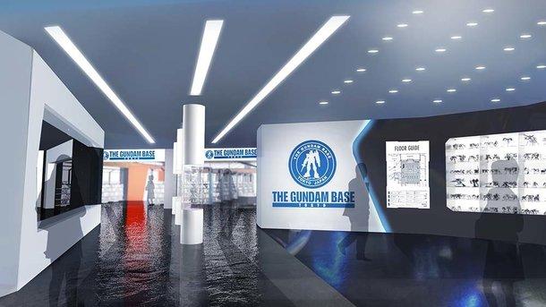japan s first gunpla center opens in odaiba this summer tokyo