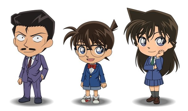 Image result for cute detective conan