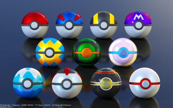 become a pokémon master with bandai s poké ball collection tokyo