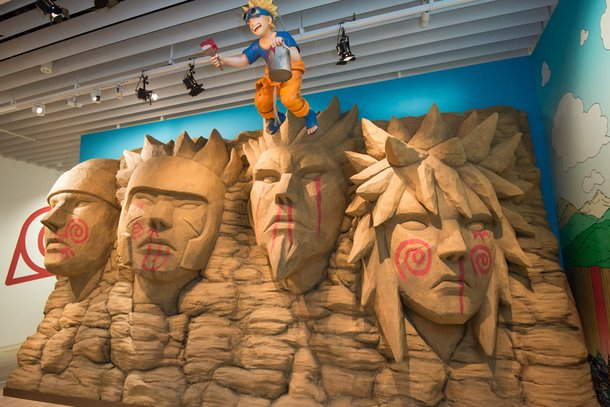Naruto Exhibition Begins in Tokyo! | Tokyo Otaku Mode News