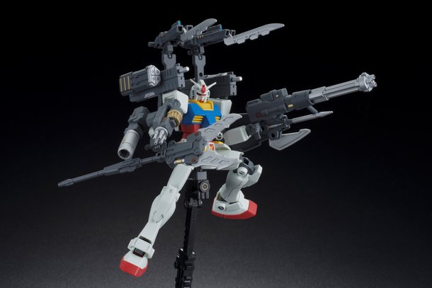 Gundam Gunpla Bandai 1//144 HG Customize Campaign Set C 2018