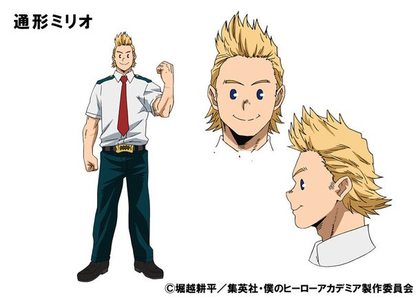 My Hero Academia S Big 3 Make Their First Anime Appearance Tokyo